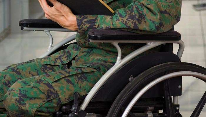 VETERANS DISABILITY