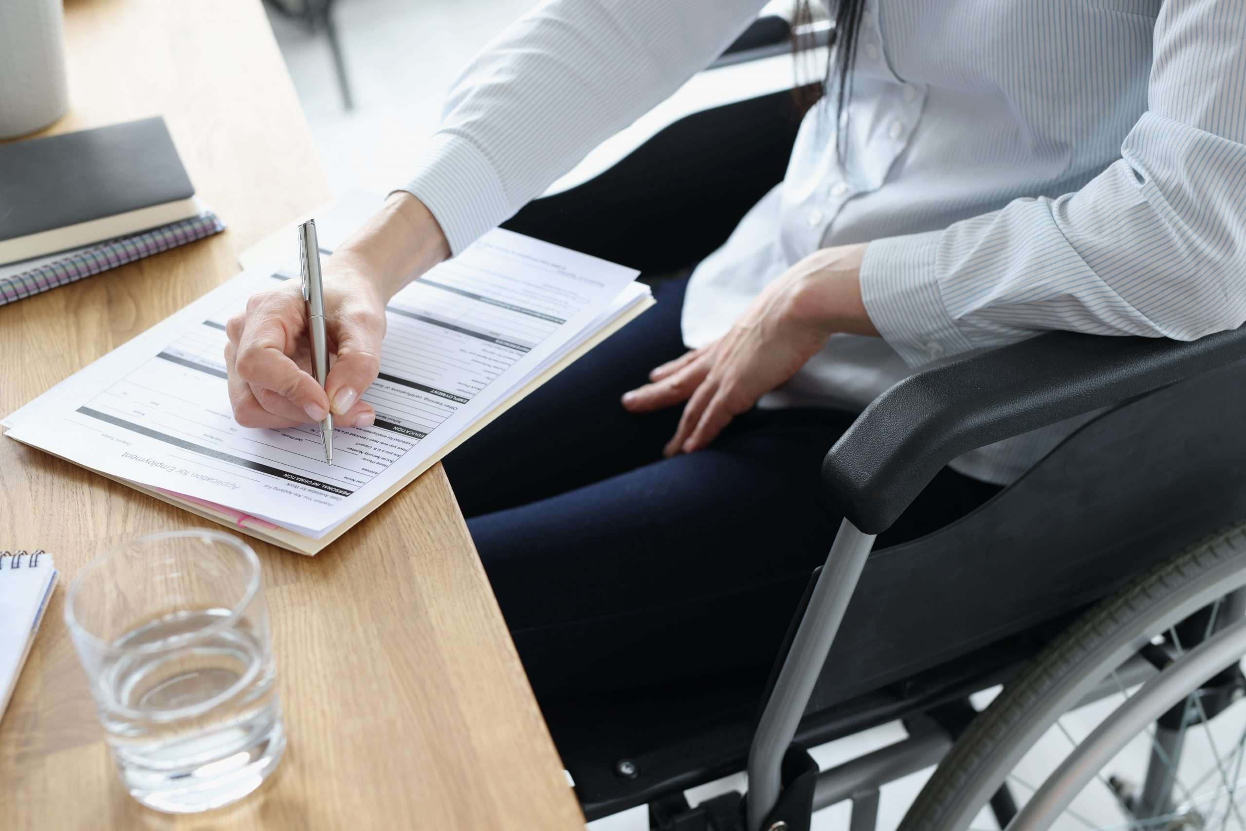 The Social Security Disability Process